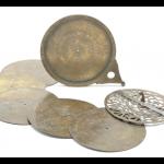 False Astrolabe circa 1945 Iran, Complete