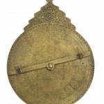False Astrolabe circa 1945 Iran Reverse