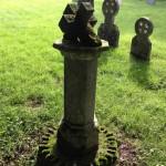 Cross Dial at Bramdean, Hampshire