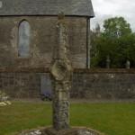 Moon dial obelisk at Gartmore, Trossachs, Scotland
