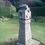 Lectern Sundial at Greenbank Gardens