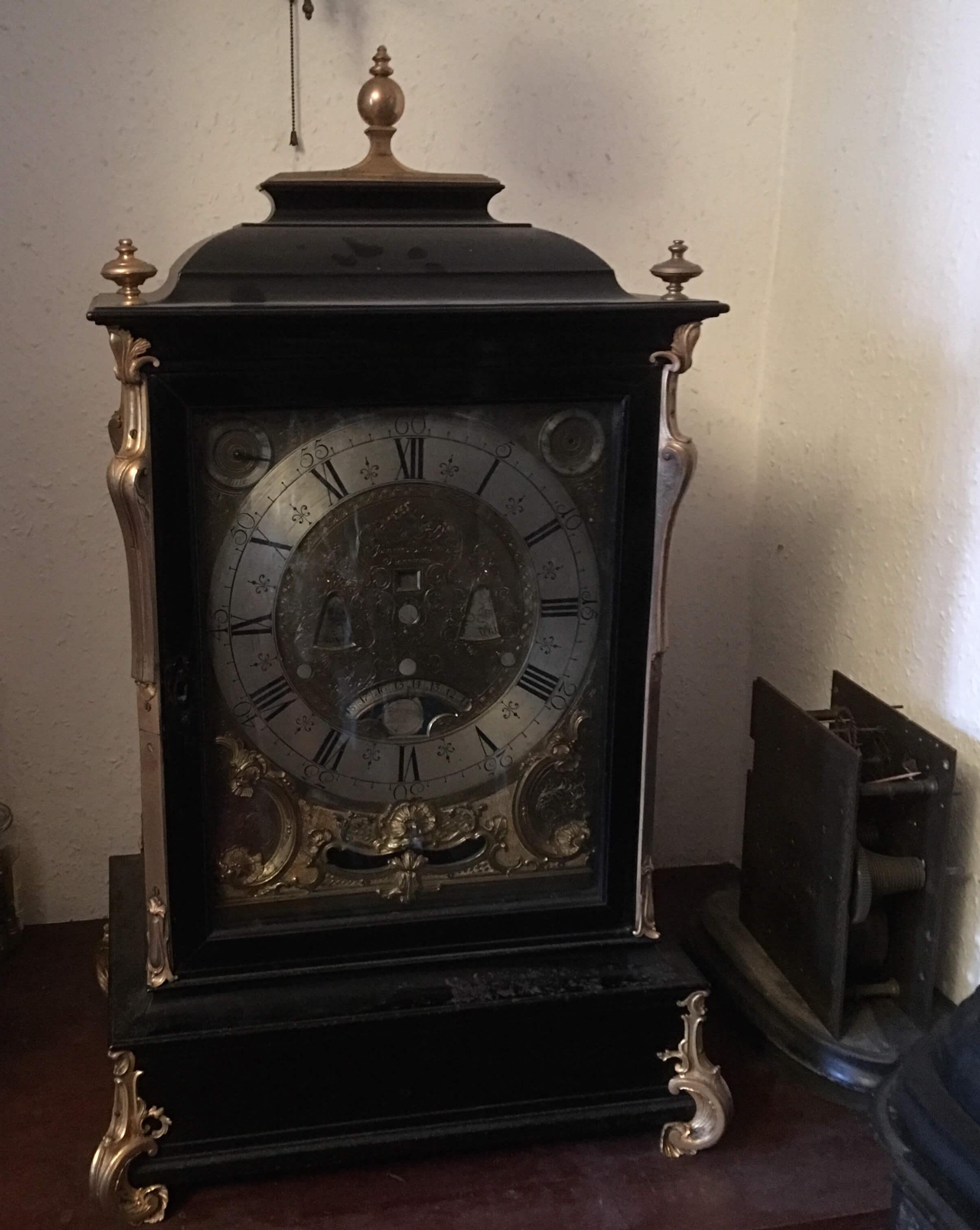Johannes Strickling Uhr
