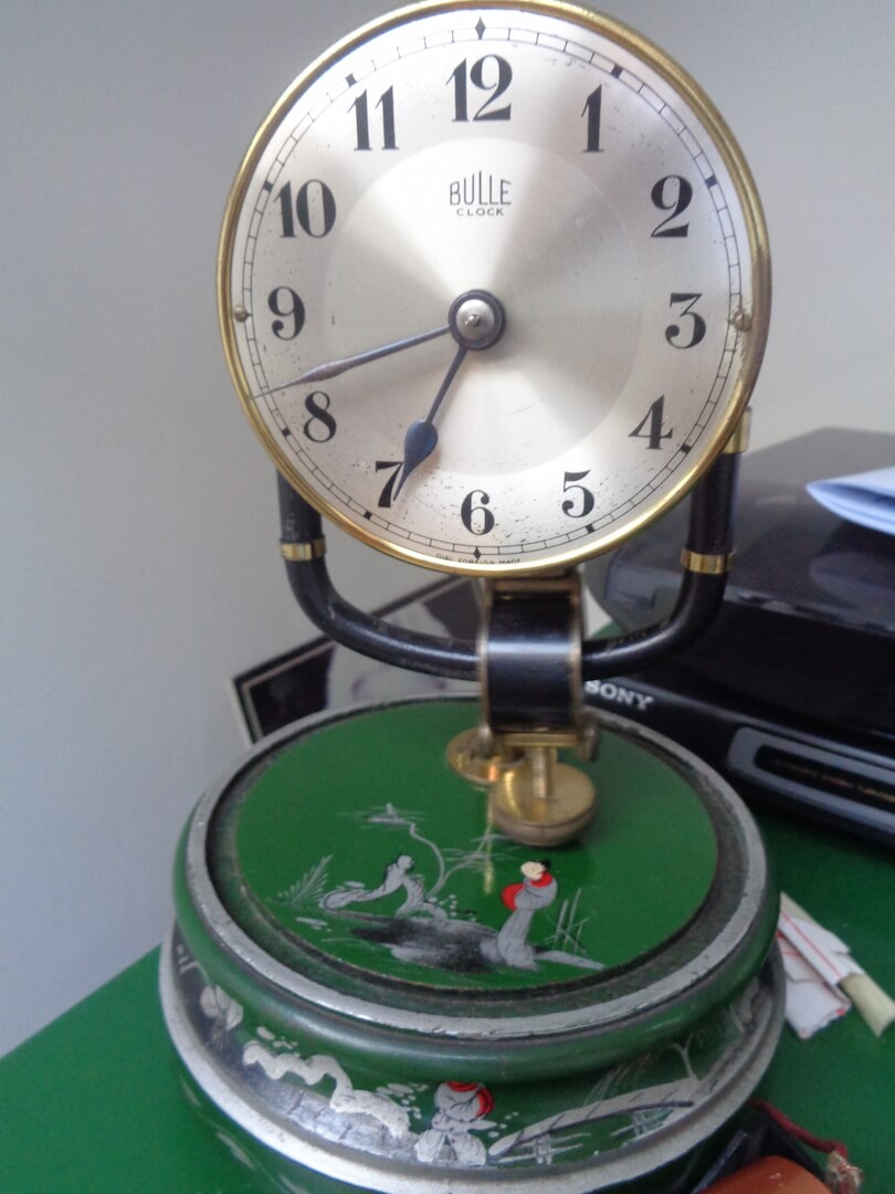 Bulle clock - Japanese
