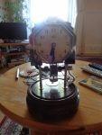 Bulle clock Art Deco